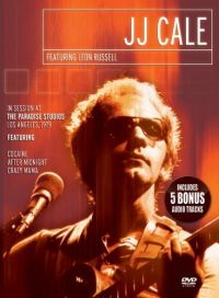 Cover JJ Cale feat. Leon Russell - In Session At The Paradise Studios Los Angeles, 1979 [DVD]
